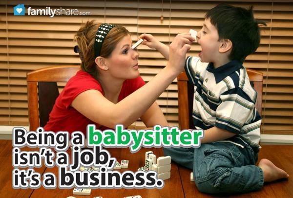 Dating mijn Babysitter
