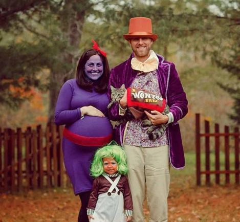 10 Awesome Family Halloween Costume Ideas Familytoday
