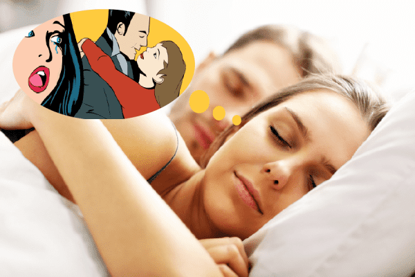 what does dreaming of your boyfriend cheating mean